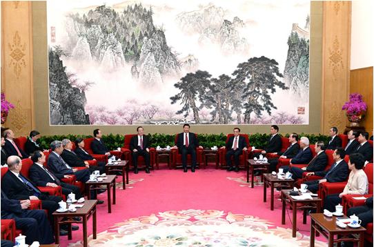 中共中央召开党外人士座谈会 习近平主持并发表重要讲话【图】